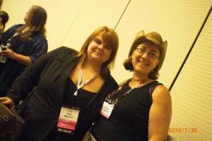 Ann Aguirre and Vivian Arend