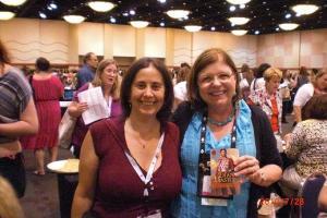 Literacy signing with Diane Gaston