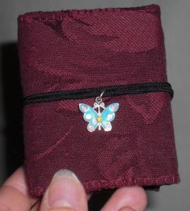 Pocket Journal for Lauren - May 2011
