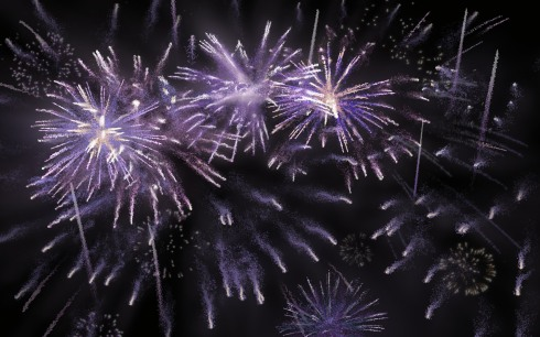 Free fireworks image