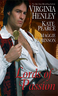 Lords of Passion anthology