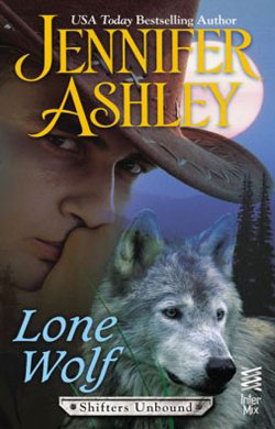 Lone Wolf - Shifters Unbound