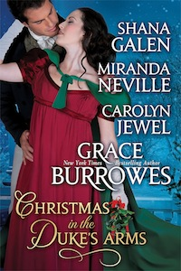 Christmas  in the Duke's Arms anthology