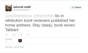 Deborah Smith - book review Taliban