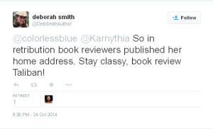 Deborah Smith - book review Taliban