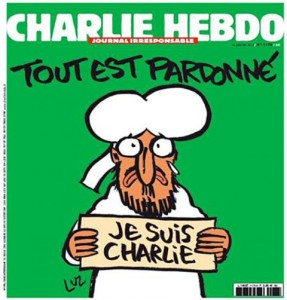 Je suis Charlie - Tu est pardonné