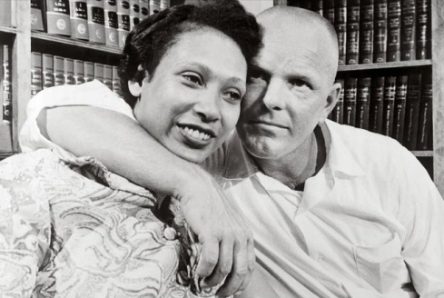 Mildred Jeter and Richard Loving - Bettmann/Corbin - New York Times