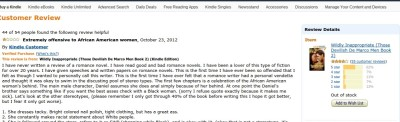 Wildy Inapropriate review ratings