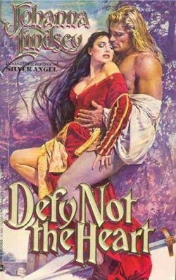 Defy Not The Heart - original cover