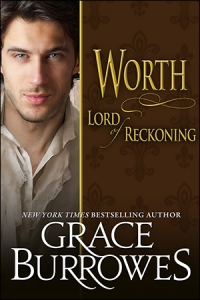 Worth, Lord of Recknoning cover