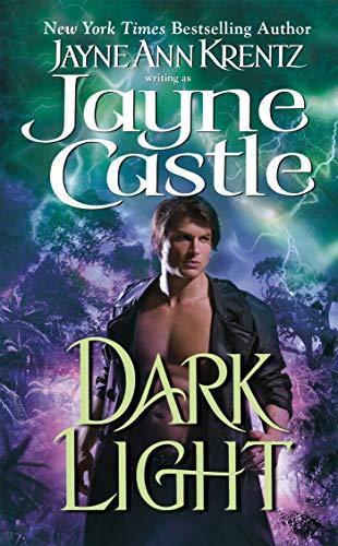 Original cover for Jayne Castle's Dark Light